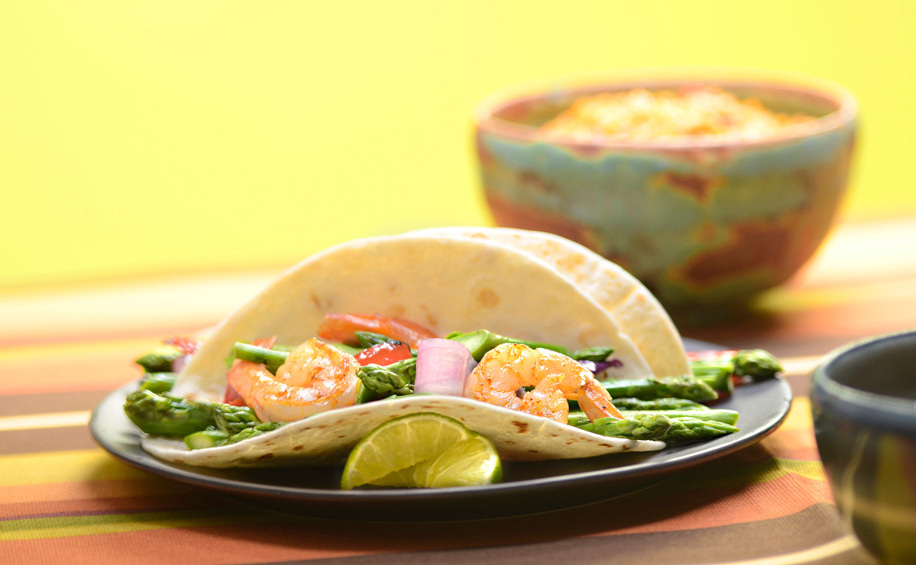 Shrimp-and-asparagus-tacos-by-Joe-Atlas-food-photography.