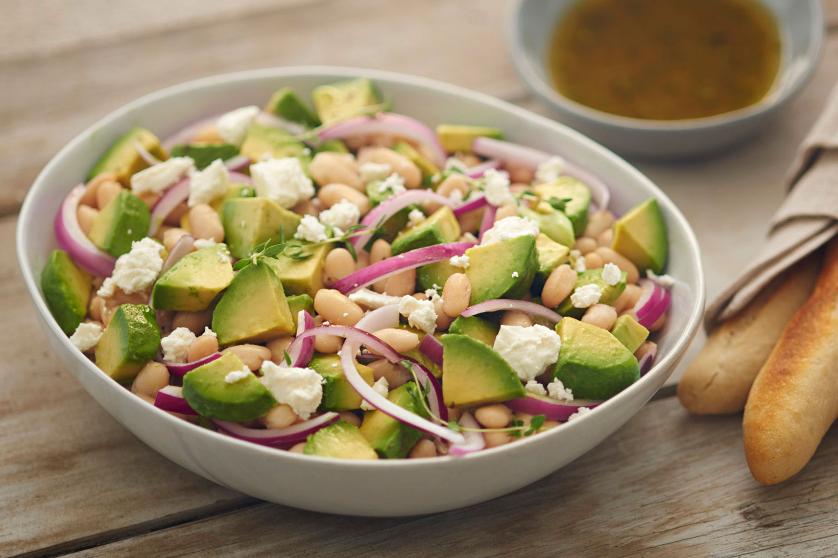 Tuscan-avocado-salad-with-white-beans_red-onion-and-feta-by-Los-Angeles-food-photographer